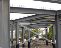 Steelwork-apartments
