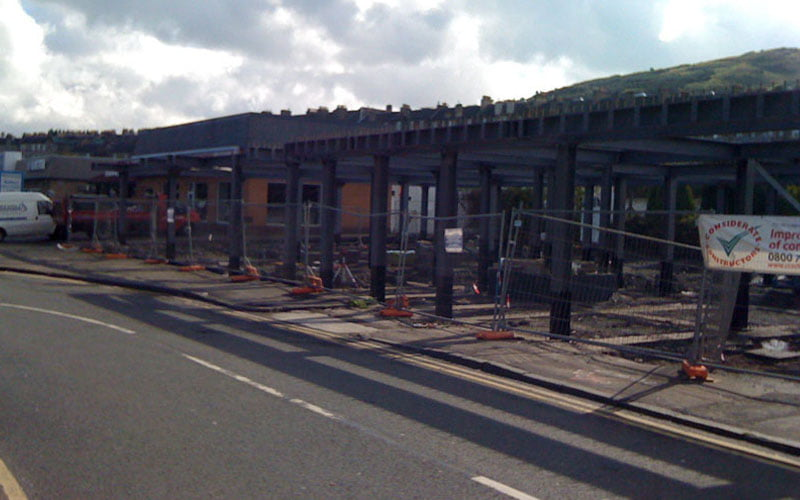 ... In Erecting Steel On Sites Which Are Either Gap Sites Or Sites  Restricted By Space And Access. Please Take A Look At Some Of Our Previous  Projects.