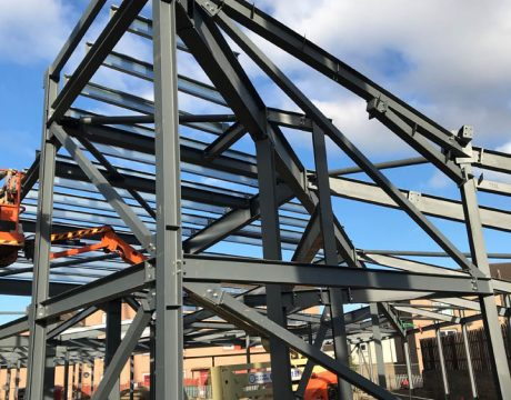 Steelwork Commercial Broomhouse